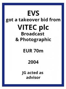 Tombstone-EVS-TOB-VitecPLC-2004